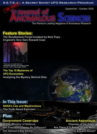 Journal of Anomalous Sciences